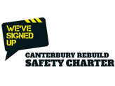 Canterbury Rebuild Safety Charter